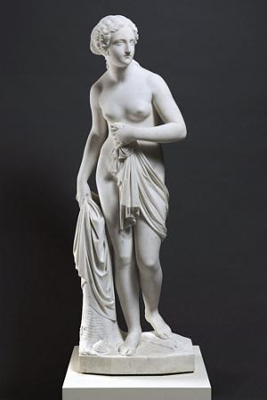 Venus ins Bad steigend, 1844-1845