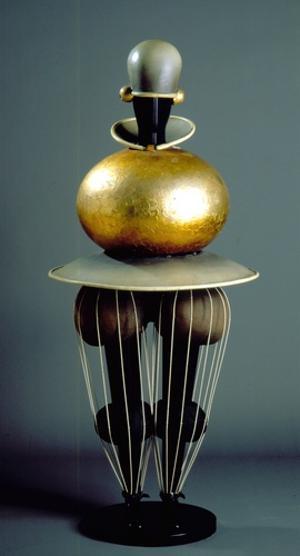 Das Triadische Ballett: Goldkugel, 1922