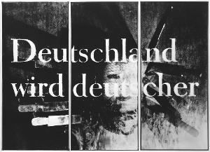Deutschland wird deutscher, 1992
