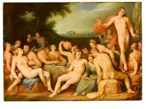 Die Menschheit vor der Sintflut, 1632