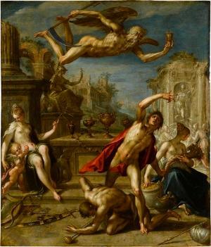 Allegorie, um 1598