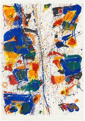 Die weiße Linie, 1960
