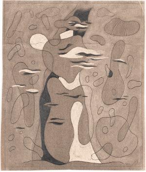 Flämmchenfigur, 1930