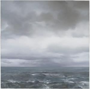 Sea Piece (cloudy sky), 1969