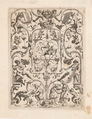 Neues Grotesken-Büchlein, 1, 1607
