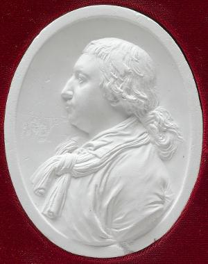 Porträt Nicolas Guibal (1725-1784), nicht datiert