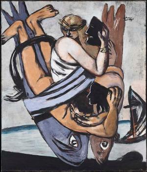 Reise auf dem Fisch, 1934