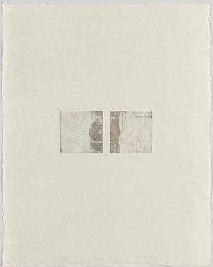 Simulacrum, Blatt 7, 1978
