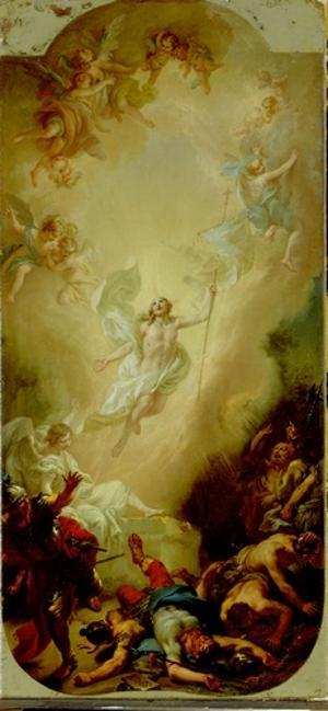 Auferstehung Christi, um 1771/72