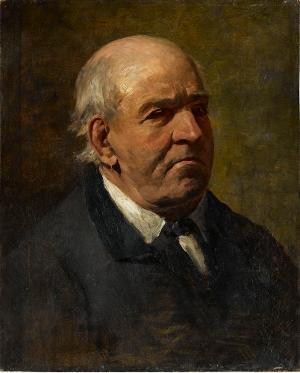 Männerportrait, nicht datiert