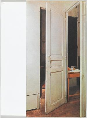 Covergestaltung von »Not Seen and/or Less Seen of/by Marcel Duchamp/Rrose Sélavy 1914-1964, The Mary Sisler Collection«, 1964