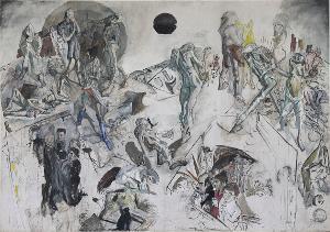 Auferstehung, 1916