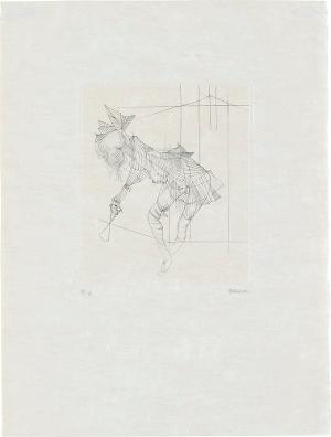 Pour Lieschen (Danseuse), 1957