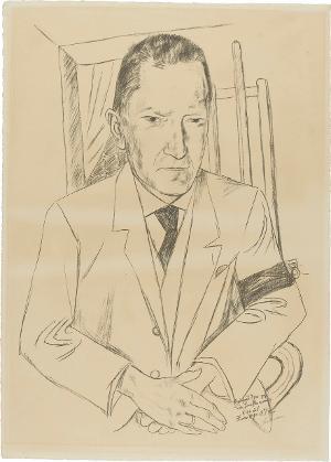 Bildnis Reinhard Piper (1879-1953), 1921