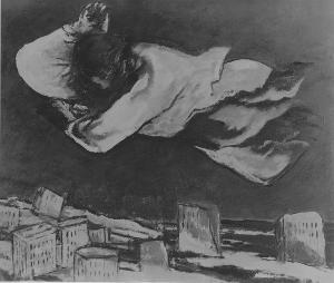 Der Fluch, 1928