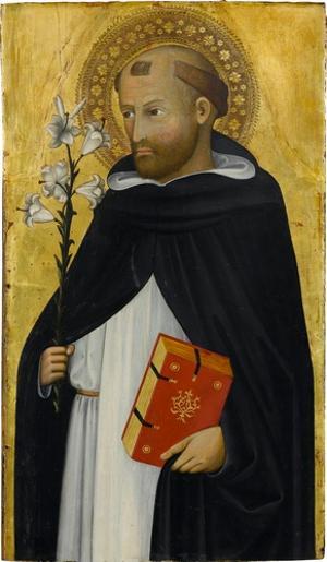 Hl. Dominikus, vor 1413