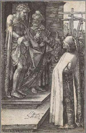 Ecce Homo (Die Kupferstichpassion), 1512