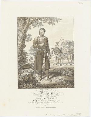 Wilhelm I., König von Württemberg (1781-1864), 1824