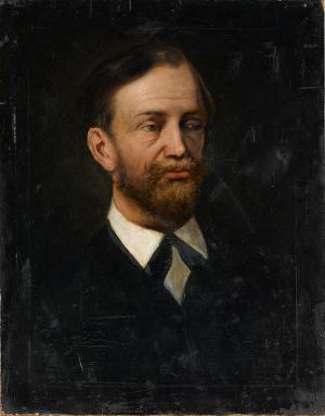 Männliches  Bildnis, nicht datiert
