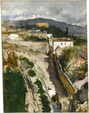 Ansicht von Granada, 1871