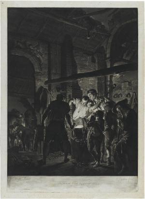 Die Schmiede, 1771
