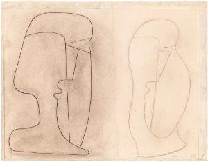 Zwei Köpfe, 1931