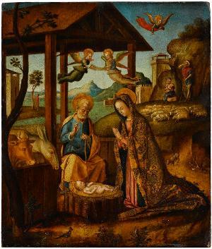Geburt Christi, um 1500/1510