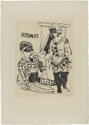 Fastnacht, 1922