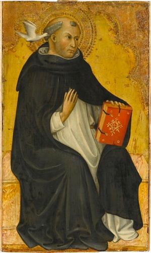 Hl. Thomas von Aquin, um 1397