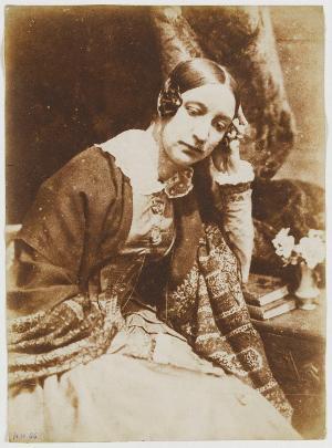 Elizabeth Rigby, ca. 1845