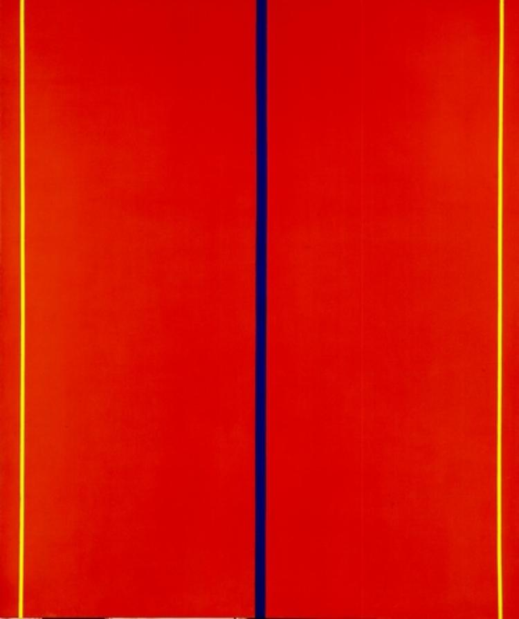 Who's Afraid of Red, Yellow and Blue II  (Wer hat Angst vor Rot, Gelb und Blau II)