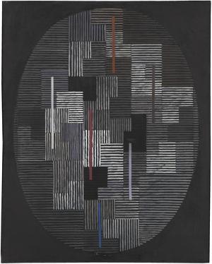 Komposition 5x, 1952