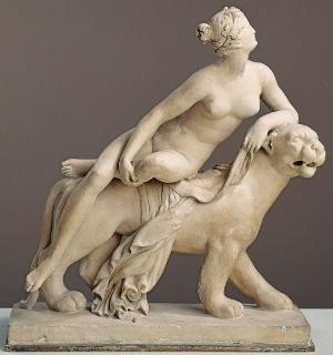 Ariadne auf dem Panther, 1803