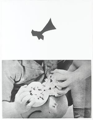 Samen (Blatt 3 in: Hegels Keller), 1986