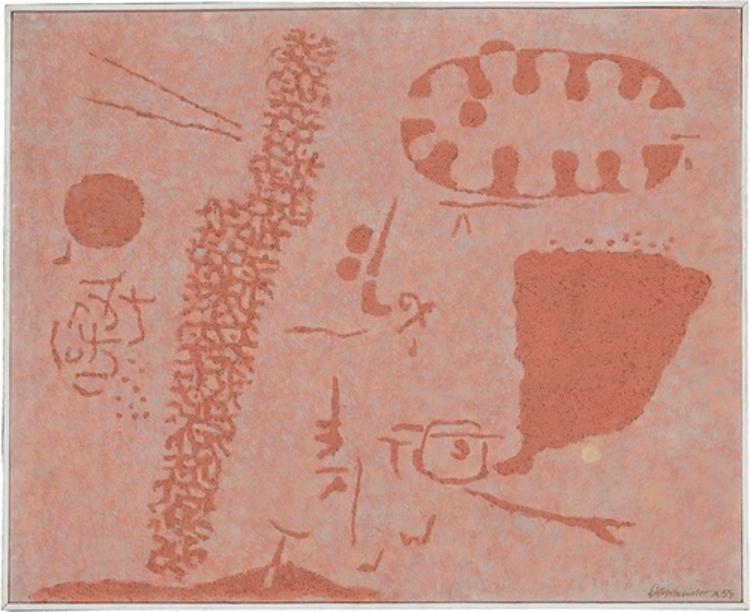 Relief Alt-Rosa IV