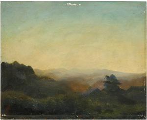 Landschaft, nicht datiert