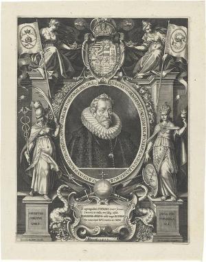 Bildnis Kaiser Ferdinand II., 1619