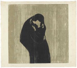 Der Kuss IV, 1898