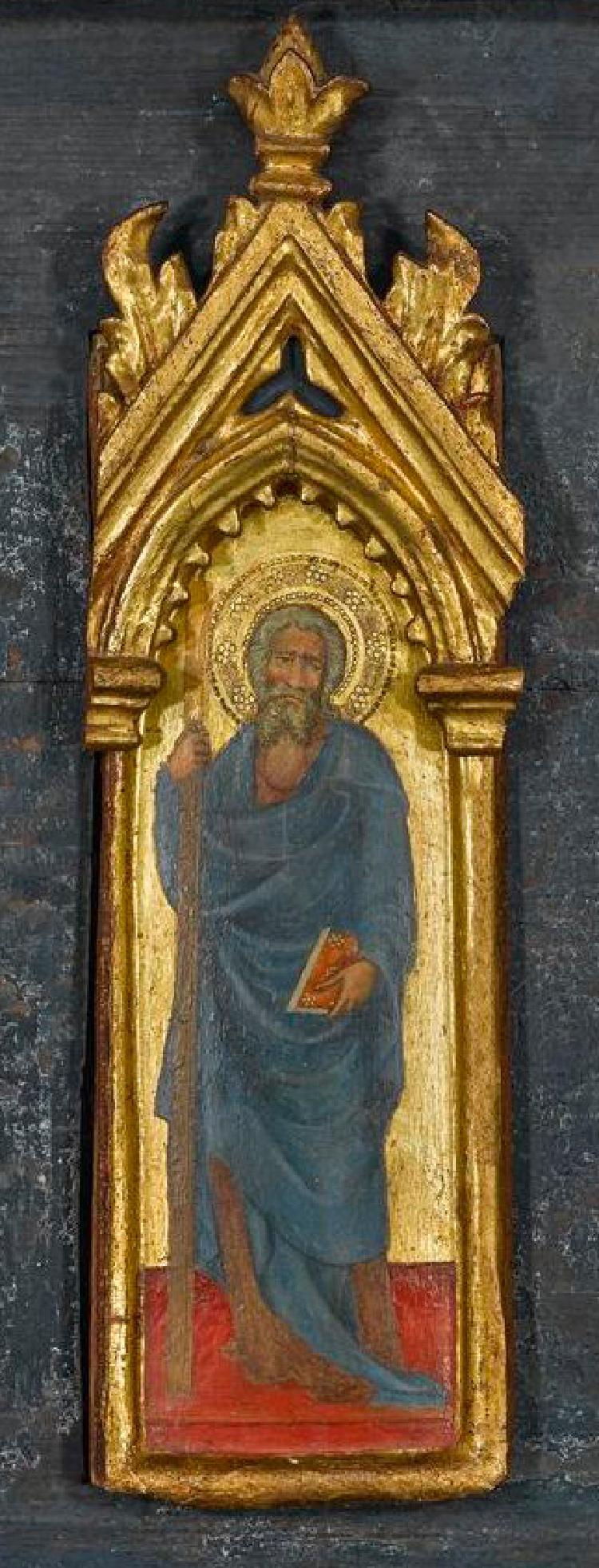 Der Apostel Bartholomäus (?)