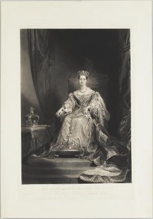 Königin Victoria, 1839