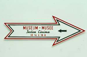 MUSEUM-MUSEE Section Cinéma DE 14 A18H, 1968