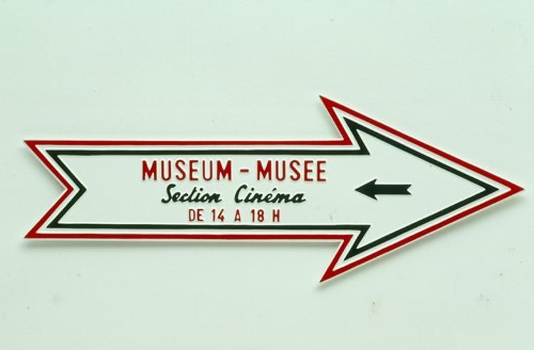 MUSEUM-MUSEE Section Cinéma DE 14 A18H