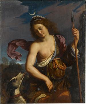 Diana , 2. Hälfte des 17. Jahrhunderts