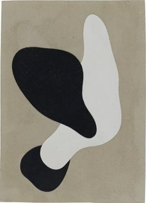 17. Collage, 1930/40