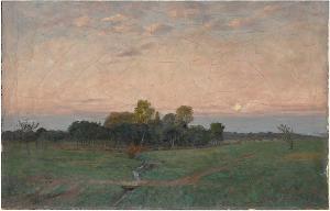 Frühlingsabend, 1896