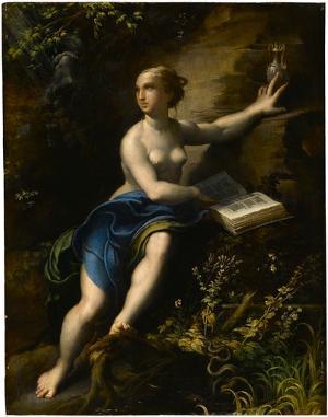 Büßende Magdalena, 2. Drittel 16. Jh.