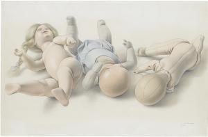 Puppen, 1932