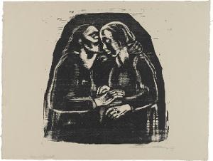 Maria und Elisabeth III, 1929 (1930)