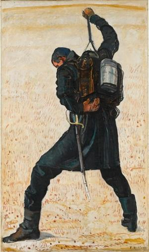 Jenenser Student im Aufbruch, 1907-1908