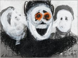 Ohne Titel, 1975